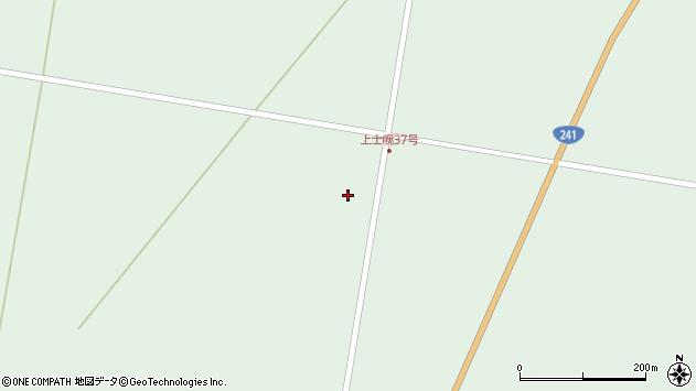 〒080-1408 北海道河東郡上士幌町上士幌の地図