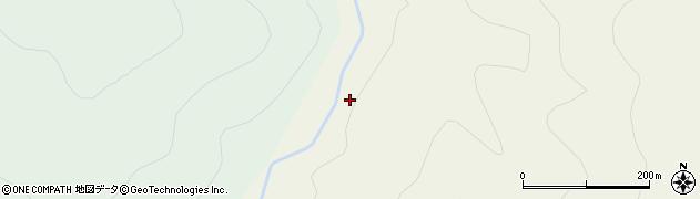 オンコ沢川周辺の地図