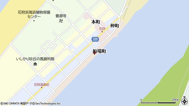 〒061-3378 北海道石狩市船場町の地図