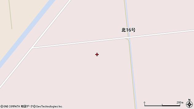 〒061-0523 北海道樺戸郡月形町昭栄の地図