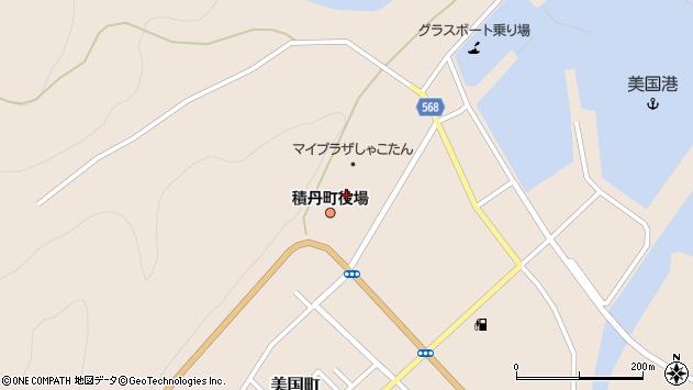 〒046-0200 北海道積丹郡積丹町(以下に掲載がない場合)の地図