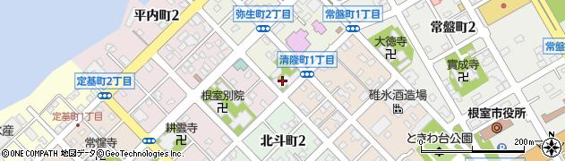 白毫寺周辺の地図