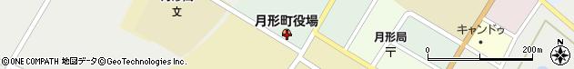 北海道樺戸郡月形町周辺の地図
