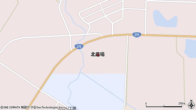〒061-0502 北海道樺戸郡月形町北農場の地図