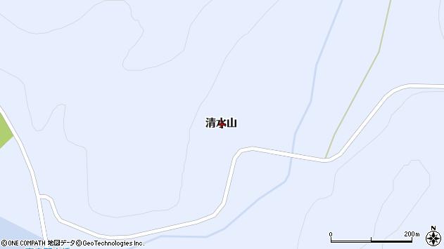 〒076-0048 北海道富良野市清水山の地図