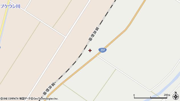 〒071-0704 北海道空知郡中富良野町基線北の地図