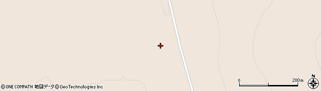 ウグイ川周辺の地図