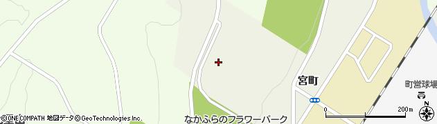 中富良野神社周辺の地図
