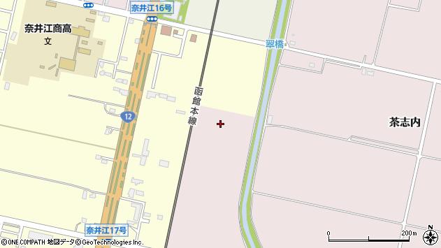 〒079-0305 北海道空知郡奈井江町茶志内の地図