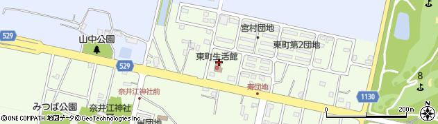 北海道空知郡奈井江町奈井江東町5区周辺の地図