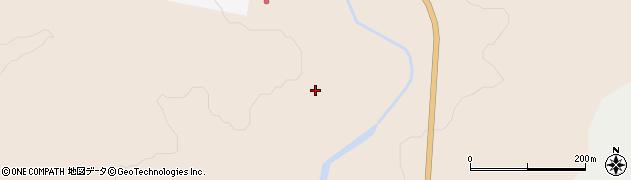 阿寒川周辺の地図