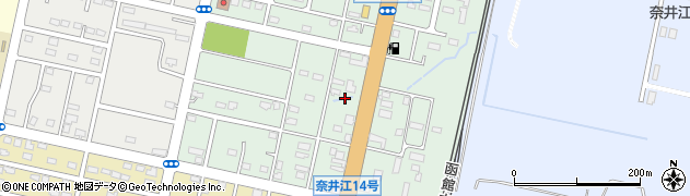 ニューポッポ周辺の地図