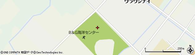浦臼町役場 農村センター周辺の地図