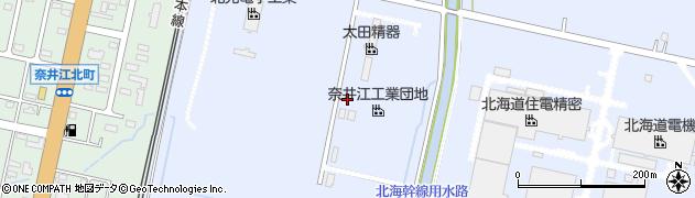 北海道空知郡奈井江町奈井江宮村1区周辺の地図