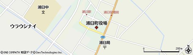 北海道浦臼町(樺戸郡)周辺の地図