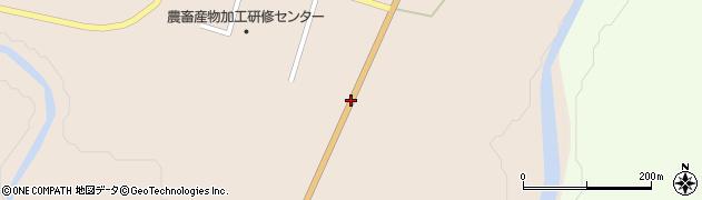 国道242号線周辺の地図