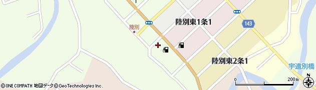 炉ばた俺ん家周辺の地図