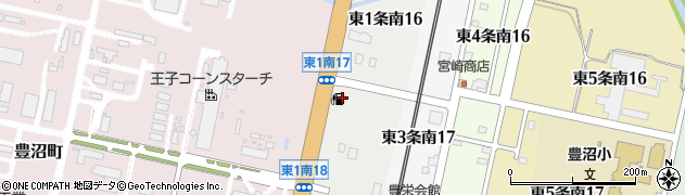 第一興産株式会社 豊沼給油所周辺の地図