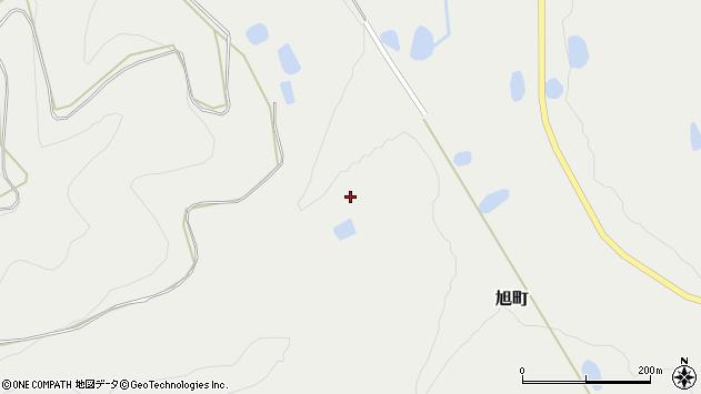 〒075-0036 北海道芦別市旭町の地図