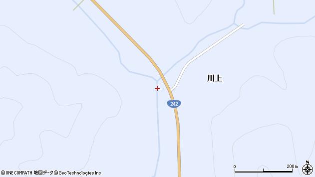 〒089-4353 北海道足寄郡陸別町川上の地図