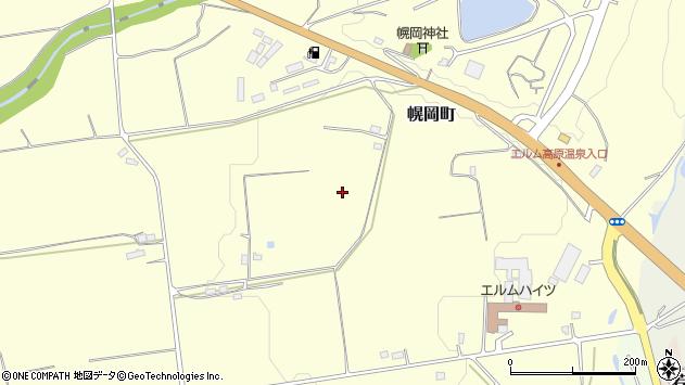 〒079-1102 北海道赤平市幌岡町の地図