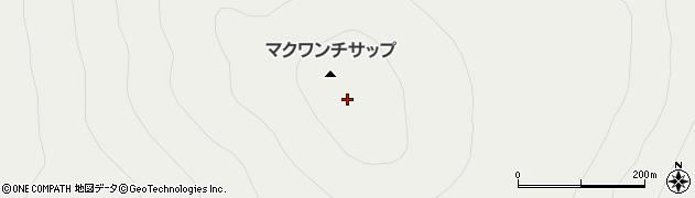 マクワンチサップ周辺の地図