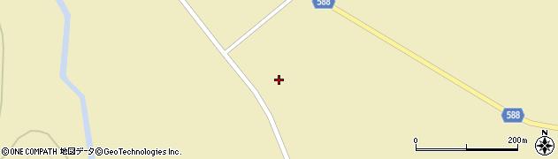 北海道網走郡津別町上里周辺の地図