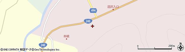 北海道網走郡津別町双葉周辺の地図