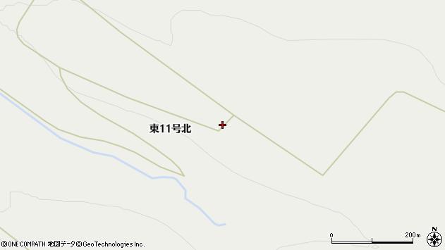 〒071-1441 北海道上川郡東川町東11号北の地図