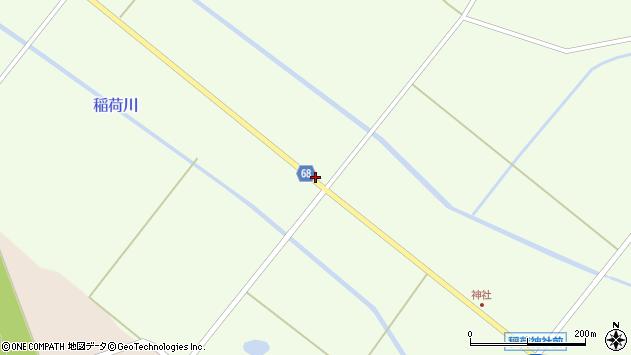 〒071-1570 北海道上川郡東神楽町南13号の地図