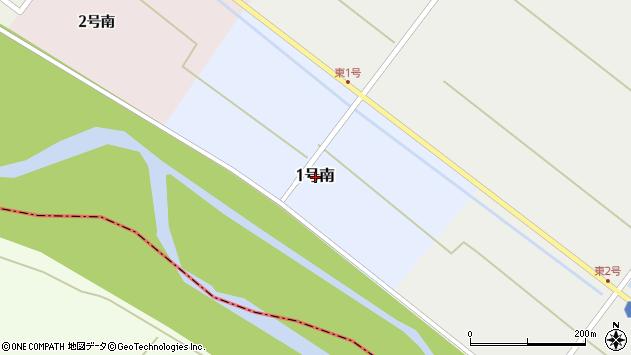 〒071-1451 北海道上川郡東川町1号南の地図