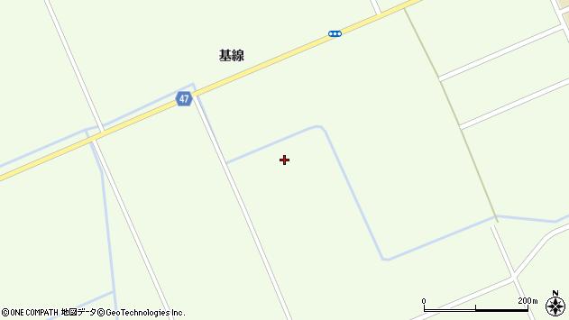 〒079-0503 北海道雨竜郡妹背牛町3区の地図