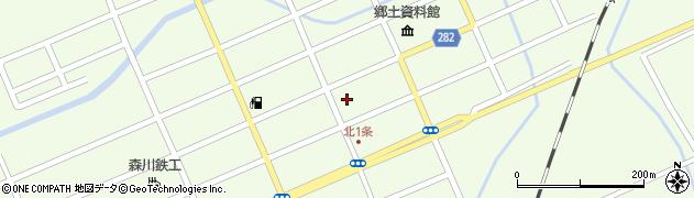 妹背牛商工会周辺の地図