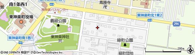 高橋建設株式会社周辺の地図