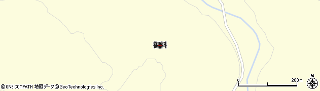 北海道旭川市神居町(御料)周辺の地図