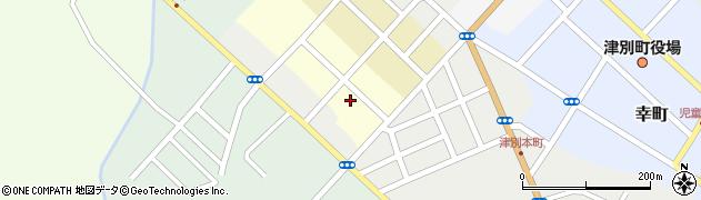 北海道網走郡津別町西3条周辺の地図