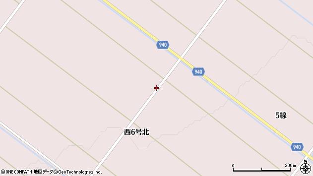 〒071-1406 北海道上川郡東川町西6号北の地図