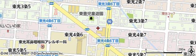 梅聞寺周辺の地図