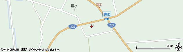 碧水郵便局 ATM周辺の地図