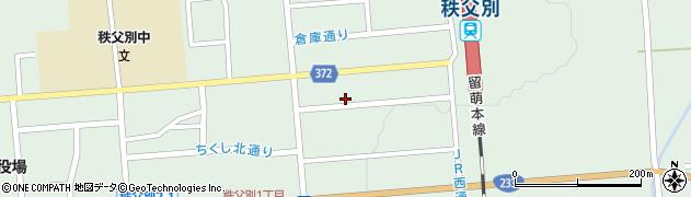 北いぶき農協秩父別支所農機車輌事務所 車輌周辺の地図