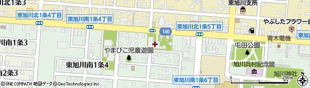 徳厳寺周辺の地図