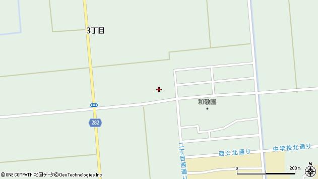 〒078-2103 北海道雨竜郡秩父別町3条の地図