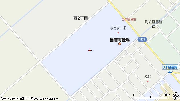 〒078-1313 北海道上川郡当麻町三条東の地図