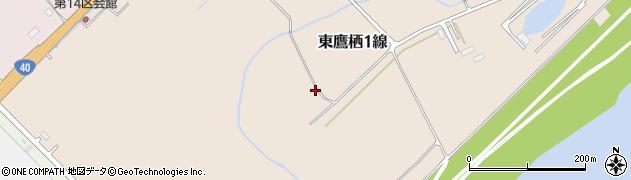 北海道旭川市東鷹栖1線周辺の地図