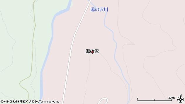 〒077-0208 北海道増毛郡増毛町湯の沢の地図