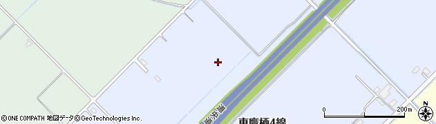 北海道旭川市東鷹栖4線(14号)周辺の地図