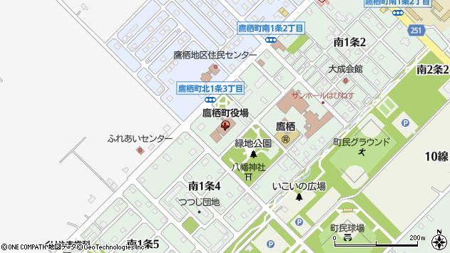 〒071-1200 北海道上川郡鷹栖町(以下に掲載がない場合)の地図
