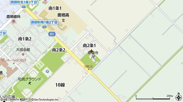 〒071-1202 北海道上川郡鷹栖町南二条の地図