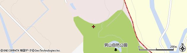 北海道旭川市東山周辺の地図