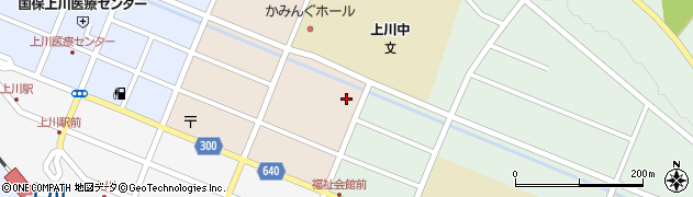 天嶺寺周辺の地図